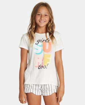 Billabong Big Girls Surf-Print T-Shirt