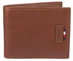 Tommy Hilfiger RFID Leather Passcase Wallet