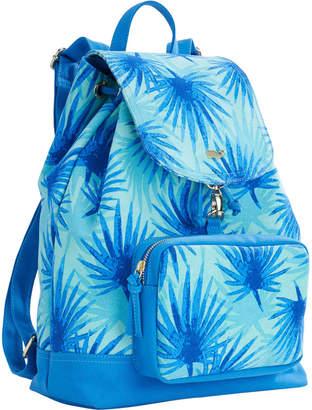 Vineyard Vines Electric Palm Printed Daypack