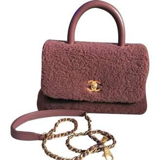 Chanel Other Shearling Handbag