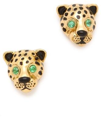 Juicy couture Leopard Earrings