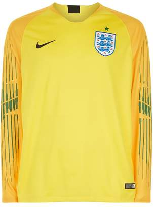 Nike 2018 England Stadium Goldkeeper Shirt