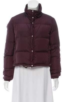 Prada Sport Puffer Down Jacket