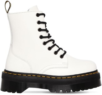 Dr. Martens 40mm Jadon Leather Boots