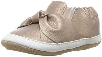 Robeez Girls' Low Top Sneaker-Mini Shoez Crib Shoe