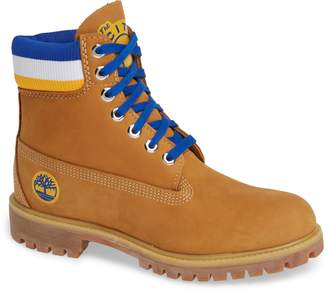 Timberland Premium NBA Collection Boot