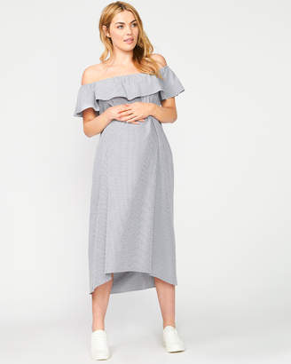 Kendall Shoulder Dress