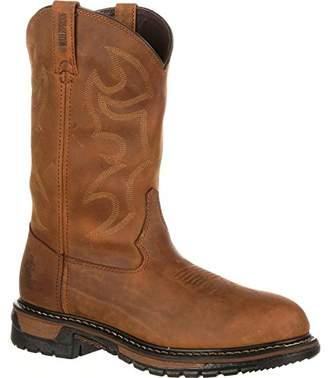 Rocky Original Ride Branson Roper Waterproof Western Boots