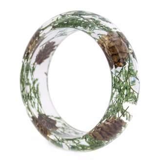 Co Analog Watch Deep Forest Botanist Cuff
