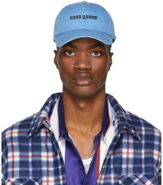 Noon Goons Blue Old English Simple Cap