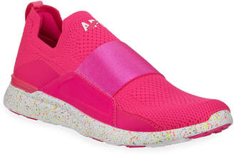 APL Athletic Propulsion Labs Athletic Propulsion Labs Techloom Bliss Knit Slip-On Running Sneakers