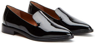 Aquatalia Gaetana Waterproof Patent Loafer