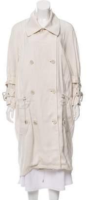 Acne Studios Jules Oversize Trench Coat