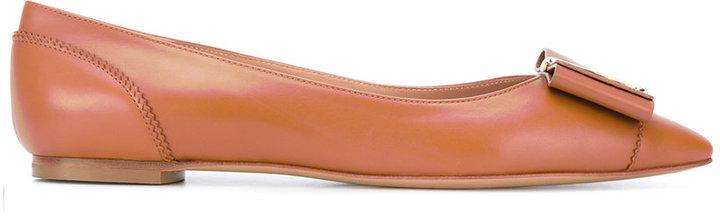 Salvatore FerragamoSalvatore Ferragamo Edina ballerina shoes