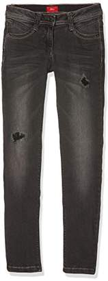 S'Oliver Girl's 66.709.71.2997 Jeans