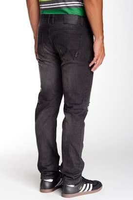 Micros Slim Straight Jeans