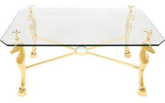 Jonathan Adler Cheval Cocktail Table w/ Tags