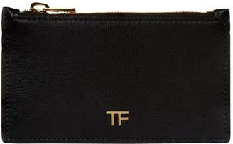 Tom Ford Leather Coin Purse and Card Holder