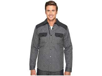 Smartwool Summit County Quilted Shirt Jacket Men's Clothing