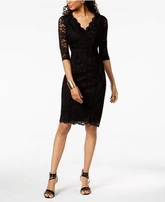 Thalia Sodi Lace Sheath Dress