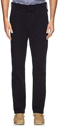 N. Max 'n Chester MAX 'N CHESTER MEN'S COTTON STRAIGHT-LEG TROUSERS