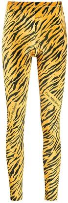 Love Moschino tiger print leggings