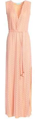 Melissa Odabash Melissa Crochet-Knit Maxi Dress