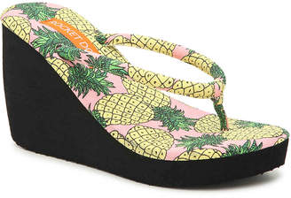 Rocket Dog Tropics Wedge Sandal - Women's