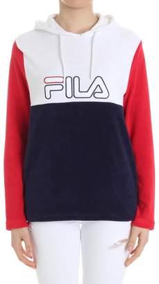 Fila Cotton Terrycloth Sweatshirt