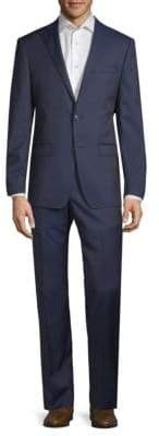 Michael Kors Slim-Fit Notch Wool Suit