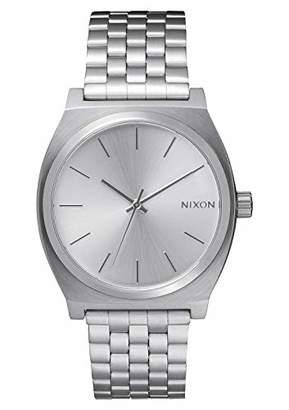 Nixon Time Teller Women's Watch (37mm. Face & Metal Band)