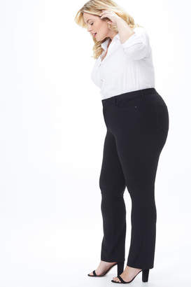 Marilyn Straight Pants In Plus Size