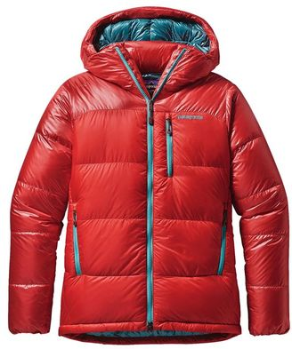 Patagonia Women's Fitz Roy Down Parka $449 thestylecure.com