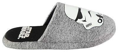 Kids Mule Slippers Junior Mules Slip On Print Textured