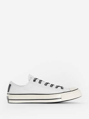 Converse WHITE CHUCK 70 OX BOLD GORE-TEX CANVAS LOW TOP SNEAKERS