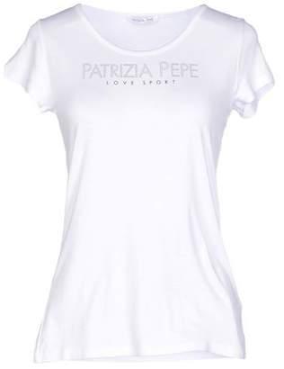 Patrizia Pepe (パトリツィア ペペ) - PATRIZIA PEPE LOVE SPORT T シャツ