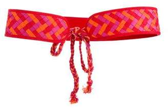Bottega Veneta Canvas Waist Belt