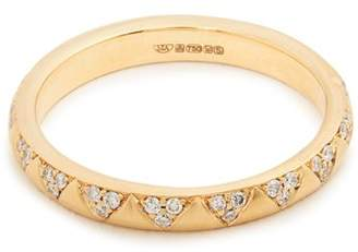 Marc Alary Diamond & Yellow Gold Ring - Womens - Gold