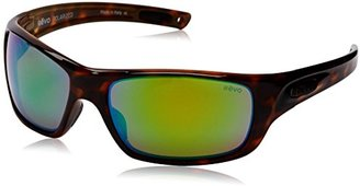 Revo Guide Ii RE 4073 02 GN Polarized Rectangular Sunglasses $189 thestylecure.com
