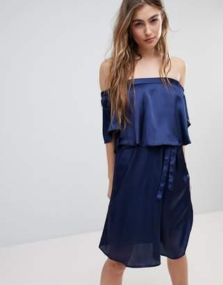 Blend She Hanna Off Shoulder Dress