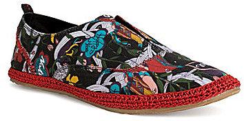 Sakroots Rhapsody Peace Slip-On Sneakers