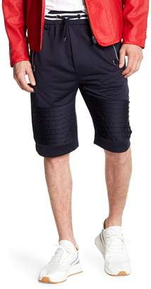Tailored Recreation Premium Solid Shorts With Zippered Pockets