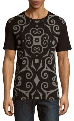 Printed Cotton Tee $295 thestylecure.com