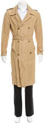 Michael Kors Khaki Button-Up Jacket