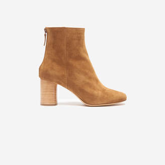 Sandro Suede ankle boots