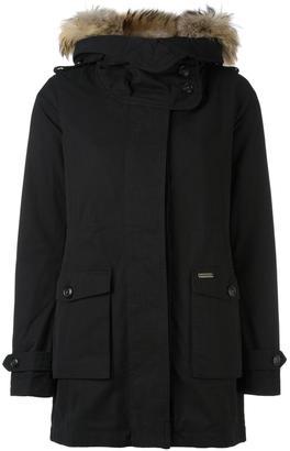 Woolrich 'Scarlett' eskimo jacket $716.30 thestylecure.com