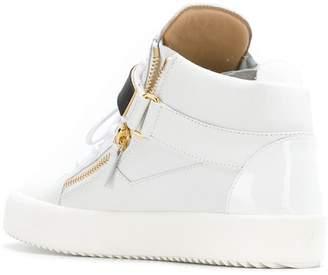 Giuseppe Zanotti Design high-top sneakers