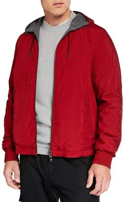 Men's Breeze Breaker Wind-Resistant Jacket