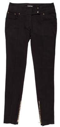 Tom Ford Mid-Rise Skinny Jeans