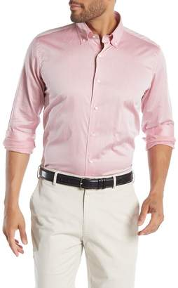 Peter Millar Solid Regular Fit Shirt